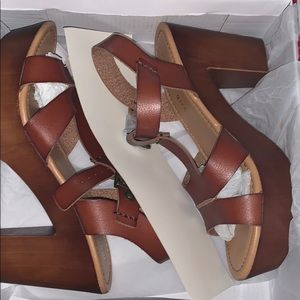 Madden Girl Shoes | Lucie Cognac | Poshmark